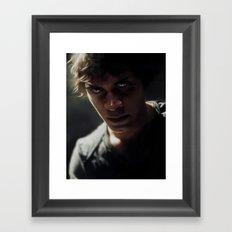 Bellamy, The 100 Framed Art Print