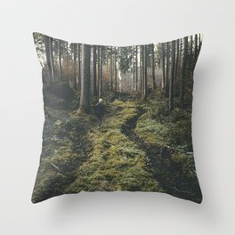 Throw Pillow - explore - regnumsaturni
