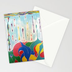 Plenty Of Sea In The Fish Stationery Cards