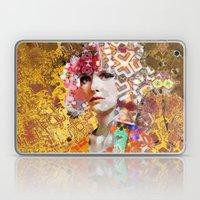 Rose. Gold Laptop & iPad Skin