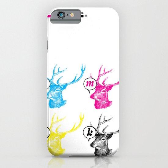 Unnatural Colors iPhone & iPod Case