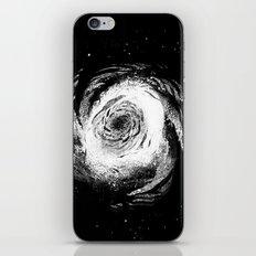 Spiral Galaxy 1 iPhone & iPod Skin