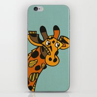 Worlds Tallest Horse. iPhone & iPod Skin