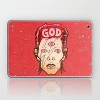 God Laptop & iPad Skin