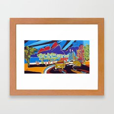 I love Ipanema Framed Art Print