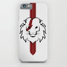 Monarch (Black & Red) Slim Case iPhone 6s