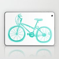 No Mountain Bike Love? Laptop & iPad Skin