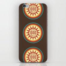 Pinball Points iPhone & iPod Skin