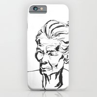 iPhone & iPod Case featuring Old women by gomoorae