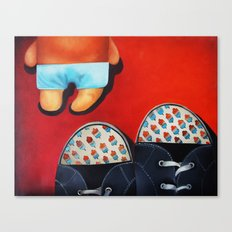 Together Canvas Print