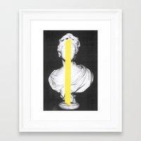 Corpsica 6 Framed Art Print