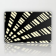 Fancy  |  Cream & Black Laptop & iPad Skin