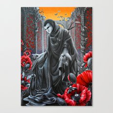 '08 Introspectre Canvas Print