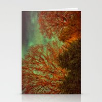 Trees, Trees, Trees Stationery Cards