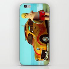 Surf Dude iPhone & iPod Skin