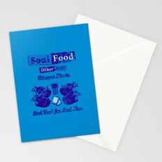 Soul Food for Soul Men Stationery Cards