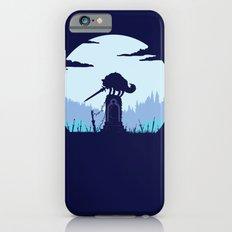 Grey Wolf Sif (Dark Souls) iPhone 6 Slim Case