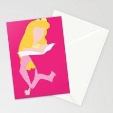 Aurora - Sleeping Beauty Stationery Cards