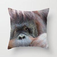 Pongo Throw Pillow