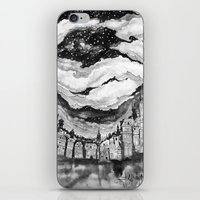 All The Stars In Copenha… iPhone & iPod Skin