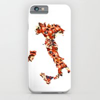 italy iPhone & iPod Cases featuring Italy by In Full Color