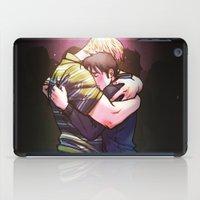 William And Theodore 18 iPad Case