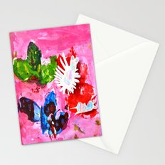 BUTTERFLiES TRANSFORMATiON Stationery Cards