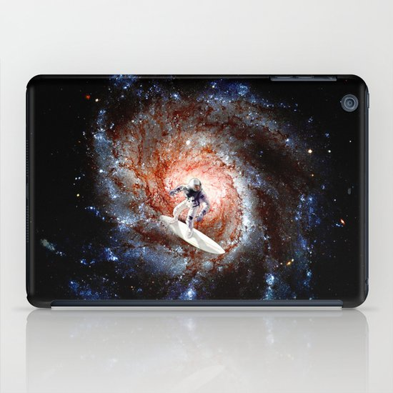 Ride The Spiral iPad Case
