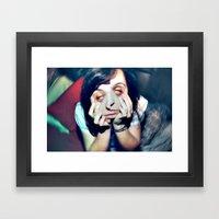 I Hate Taking The Bus Ho… Framed Art Print