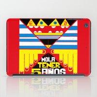 Mola Tener 5 Años / It´s Cool to be 5. iPad Case