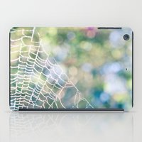 Spotted Web iPad Case