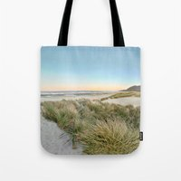 Oregon Coast Sunrise Tote Bag