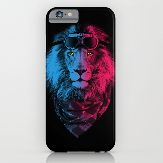 lion rider iPhone & iPod Case
