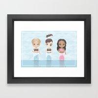 TLC Framed Art Print