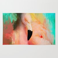 Colorful Expressions Fla… Rug