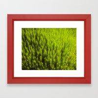 Mini Forest Framed Art Print