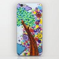 Tree Of Love iPhone & iPod Skin