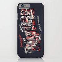 iPhone & iPod Case featuring Greetings from the future by Vó Maria