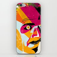 head_131112 iPhone & iPod Skin
