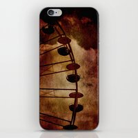 Gondeln iPhone & iPod Skin