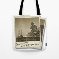 Summer of '54 Tote Bag