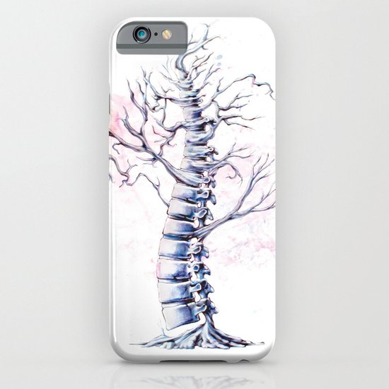 TreeSpine iPhone & iPod Case