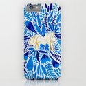 As If – Navy & Gold iPhone & iPod Case