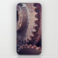 Rust 4 iPhone & iPod Skin