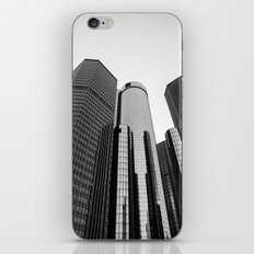 Renaissance Center iPhone & iPod Skin