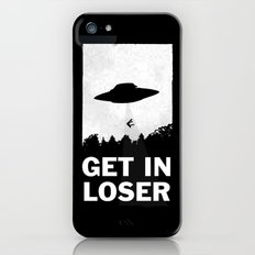 Get In Loser iPhone (5, 5s) Slim Case