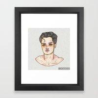 David Starlight Framed Art Print