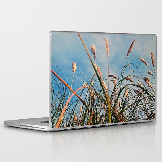 The grass will grow Laptop & iPad Skin