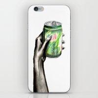 Do The Dew iPhone & iPod Skin