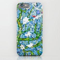 van gogh's almond tree iPhone 6s Slim Case